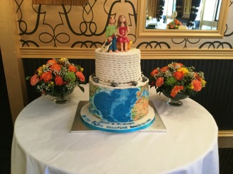 fantastic cake for party