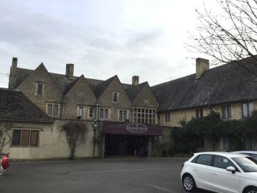 Cricklade House Hotel near Swindon, wedding venue near Swindon