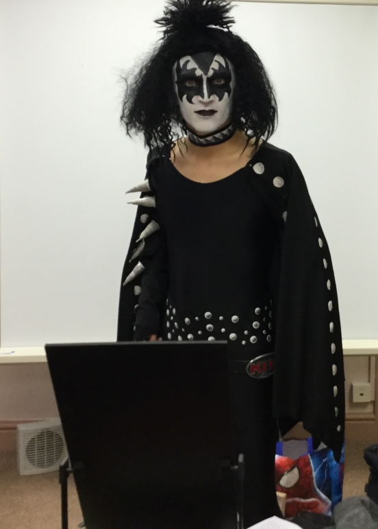 Gene simmons from Kiss in the UK, Gene Simmons from kis 2016, Gene Simmons 2016, 70s glam rock band, glam rock band, glam band, 70s tribute band in WIltshire, 70s tribute band in SOuth West, Transvestite band, band for 40th wedding, band for 40th, kiss tribute band, bowie tribute, kiss costumes, band in make up, band for Cricklade House, band for 50th birthday party, drag rock band