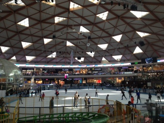 ice rink in eilat