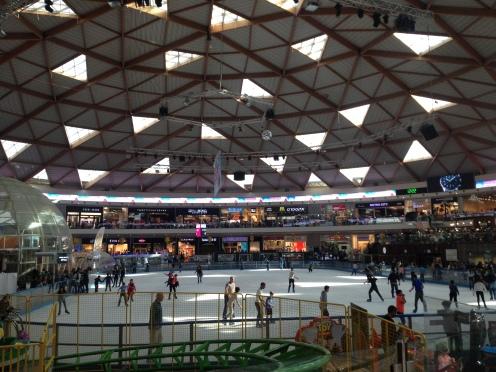 ice rink in eilat